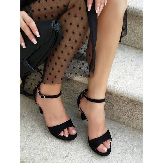 Sandale Tori crne