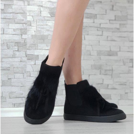 Cipele London crne