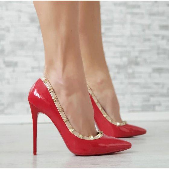 Cipele Lou crvene