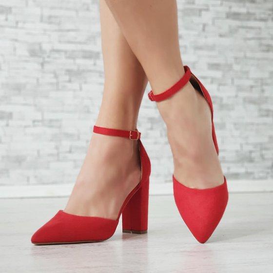 Cipele Klara crvene