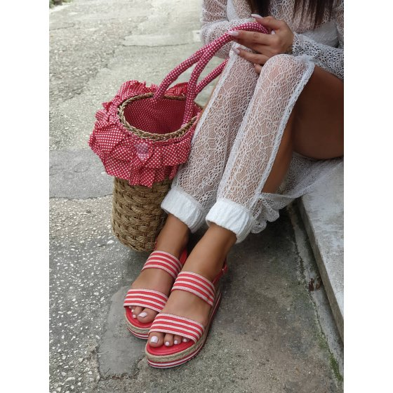 Sandale Misty crvene