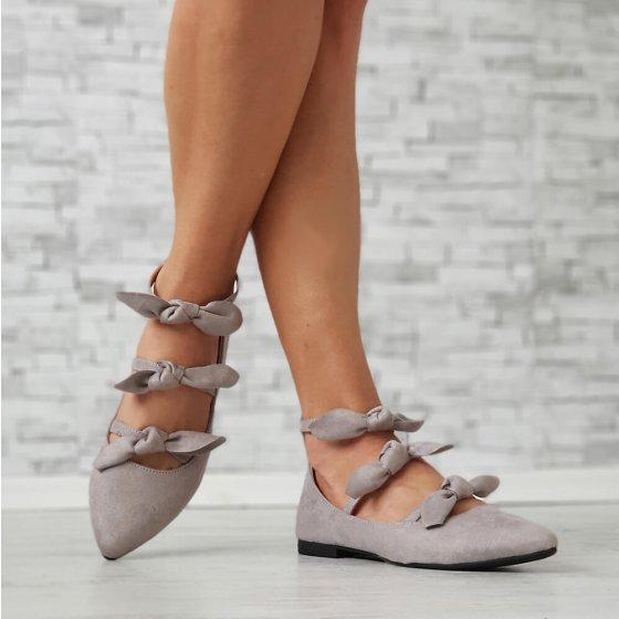 Cipele Bows sive