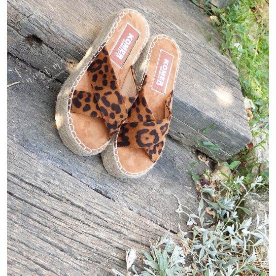 Špagerice Bijou leopard