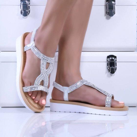 Sandale Kristal