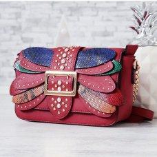 Torba Butterfly crvena