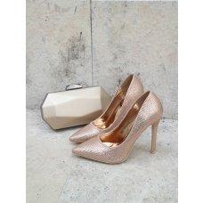 Cipele Diamond champagne