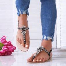 Sandale Bilion crne