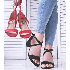 Sandale Alison crne