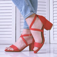 Sandale Alison crvene