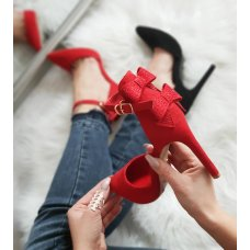Cipele Coco crvene
