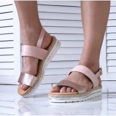 Sandale Lorena roze
