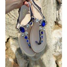 Sandale Bilion plave