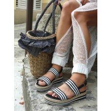 Sandale Misty crne