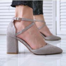 Cipele Stela sive