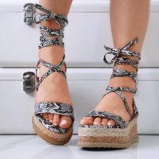 Sandale Naomi snake