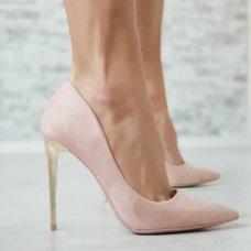 Cipele Queen svijetlo roze