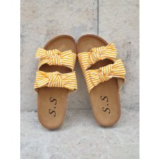 Natikače Capri žute